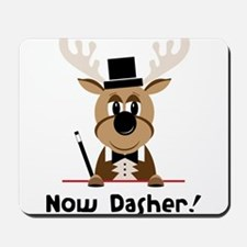 Now Dasher Mousepad