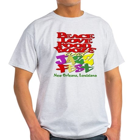 Jazz Fest Light T-Shirt