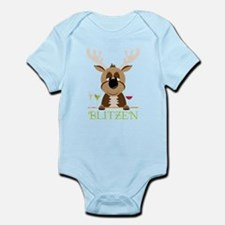 Blitzen Infant Bodysuit