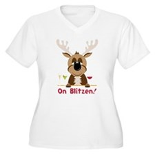 On Blitzen! T-Shirt