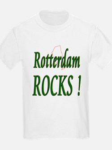 Rotterdam Rocks ! Kids T-Shirt