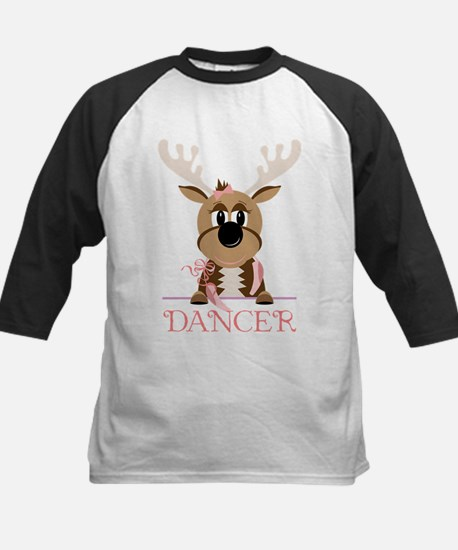 Dancer Kids Baseball Jersey