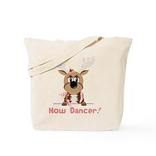Now Dancer Tote Bag