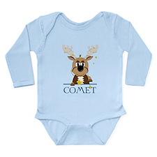 Comet Long Sleeve Infant Bodysuit