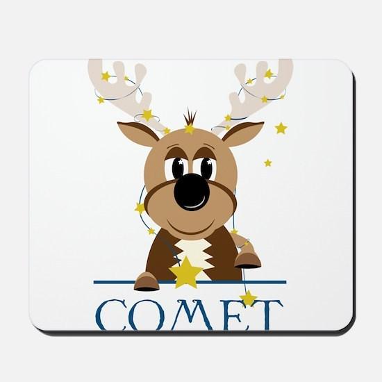 Comet Mousepad