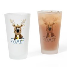 Comet Drinking Glass