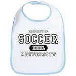 Soccer University Bib