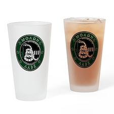 Molon Labe Drinking Glass