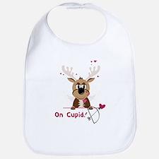 On Cupid! Bib