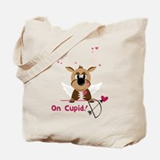 On Cupid! Tote Bag