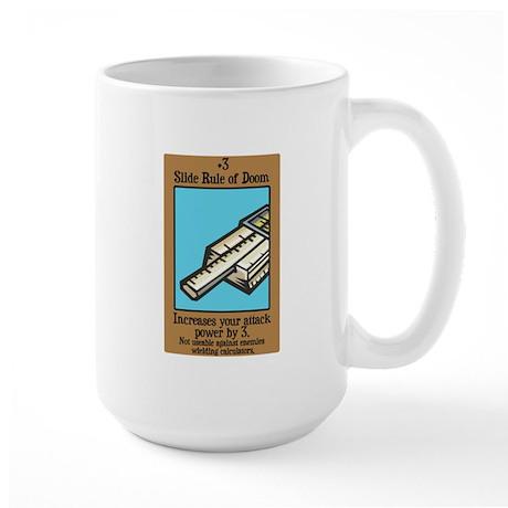 slide_rule_doom Mugs