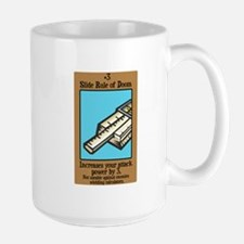 slide_rule_doom Mugs