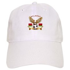 Belarus Football Design Baseball Cap