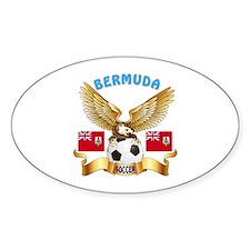 Bermuda Football Design Decal