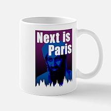 Next is Paris Mug