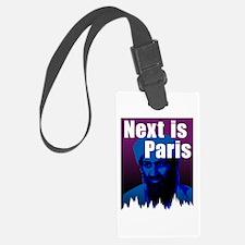 Next is Paris Luggage Tag
