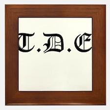 TDE Framed Tile