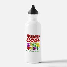 Jazz Fest Water Bottle