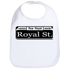 Royal Street New Orleans Bib