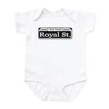 Royal Street New Orleans Infant Bodysuit