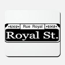 Royal Street New Orleans Mousepad