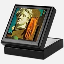 Giorgio de Chirico Love Song Keepsake Box