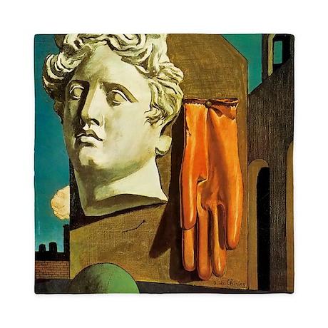 Giorgio de Chirico Love Song Queen Duvet