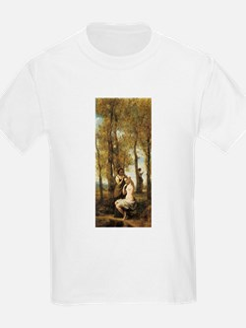 Jean-Baptiste-Camille Corot The Toilette T-Shirt