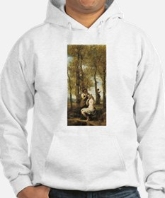 Jean-Baptiste-Camille Corot The Toilette Hoodie