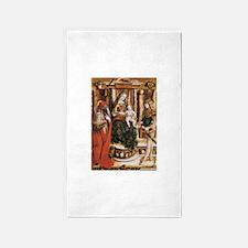 Carlo Crivelli Madonna 3'x5' Area Rug