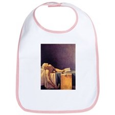Jacques-Louis David Death Of Marat Bib