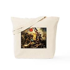 Eugene Delacroix Liberty Tote Bag