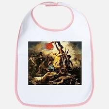 Eugene Delacroix Liberty Bib