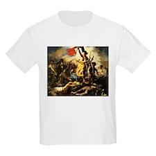 Eugene Delacroix Liberty T-Shirt