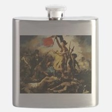 Eugene Delacroix Liberty Flask