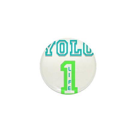 YOLO Mini Button (100 pack)