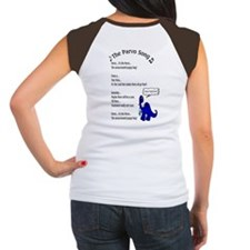 The Parvo Song Women's Cap Sleeve T-Shirt