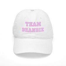 Pink team Brandie Baseball Cap