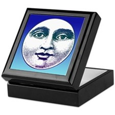 Man in the Moon Keepsake Box