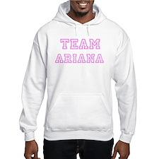 Pink team Ariana Hoodie