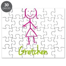 Gretchen-cute-stick-girl.png Puzzle