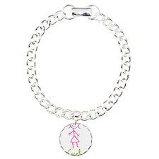 Cecelia-cute-stick-girl.png Bracelet