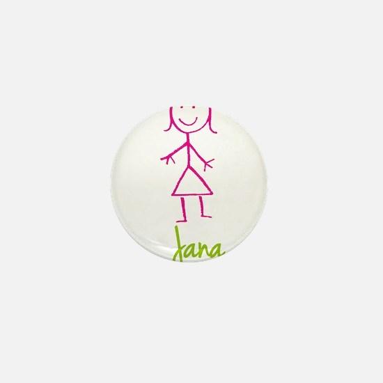 Jana-cute-stick-girl.png Mini Button