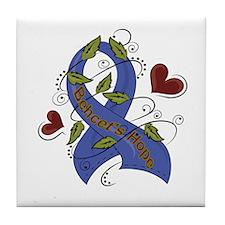 Behcets Hope Tile Coaster
