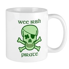 Wee Irish pirate Mug