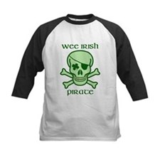 Wee Irish pirate Tee