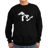 Great lakes Sweatshirt (dark)