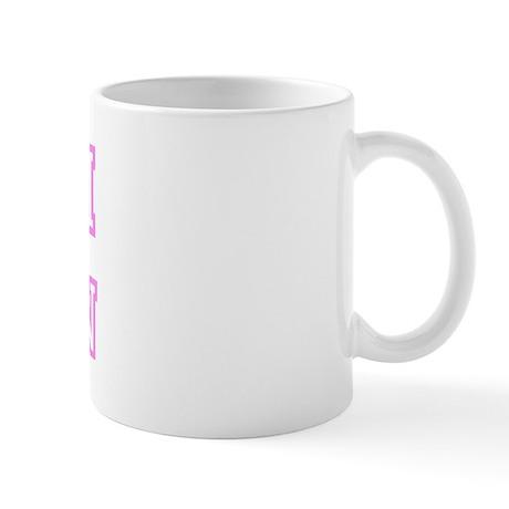 Pink team Luann Mug