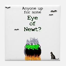 Eye of Newt Tile Coaster