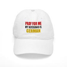 Pray Husband German Baseball Cap